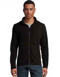 Mens Plain Fleece Jacket Norman