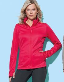 Active Bonded Fleece Jacket for women